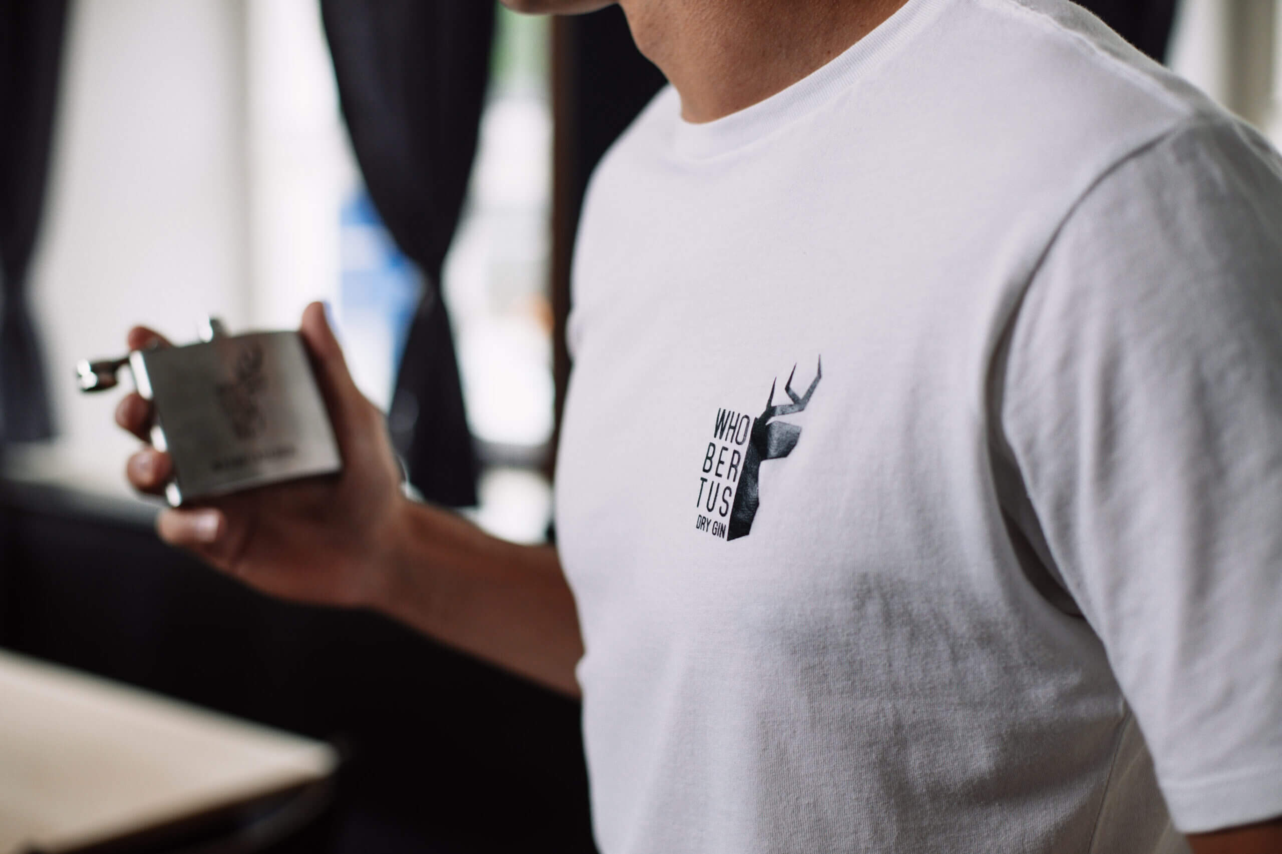 *NEU* Limitierte WHOBERTUS T-Shirts